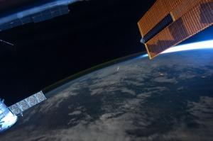 Tomada por la ISS perseid900 13 0'8 2011