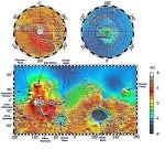 Topografia de Marte