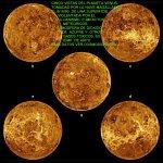Venus-5 vistas globales