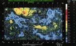 Venus.Topografia superficie