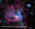 Centro Galaxia V.Laxtea Sagitaris A