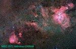 NGC 3372 NEBULOSA CARINA