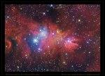 NGC2264 El Cono de la nebulosa