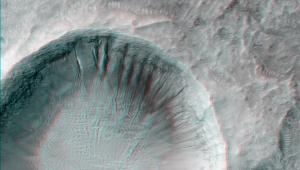 Fluidos en Marte