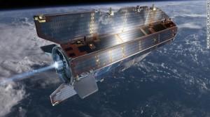 Satelite gOCE cae 11-11-2013