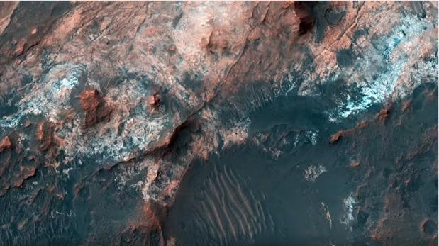 foto de MARTE-NASA