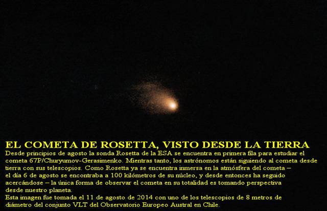 Rosetta_comet_observed_with_Telescope_