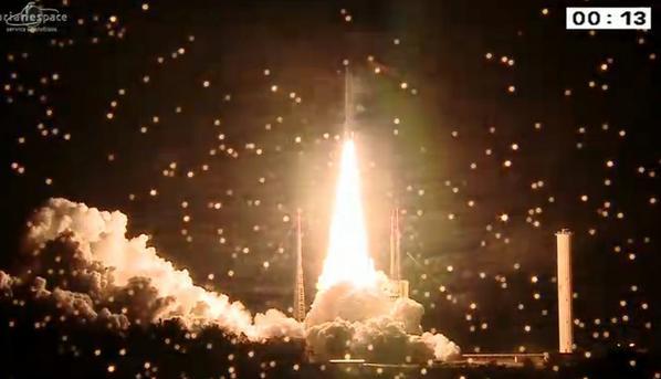 SATELITE ARGENTINO ARSAT-1 16102014
