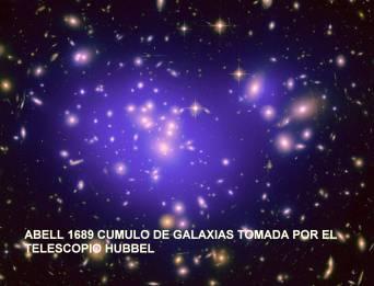 abell1689_hst cumulo en el universo