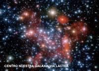 Centro de nuestra galaxia via lactea