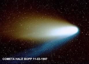 Cometa Hale Bopp 110397