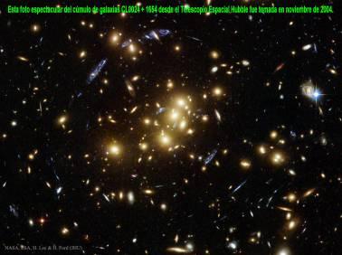 Cumulo Gigante Globular de galaxias cl0024