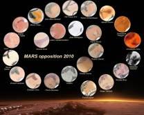 EL -20100505 Distintas caras de Marte