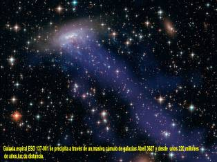 GALAXIA ESPIRAL ESO 137-001