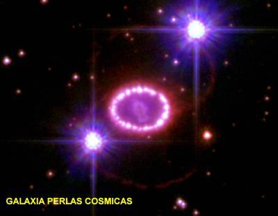 GALAXIA PERLAS COSMICAS