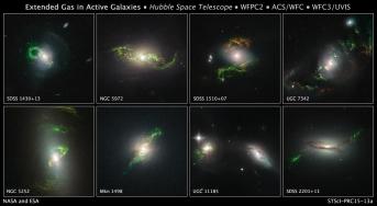 galaxias activas