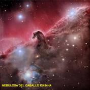 ic434_ lA NEBULOSA cABEZA DE cABALLO