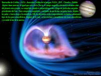 JupiterMagnetosphere y auroras