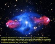 La Luz de Cygnus A
