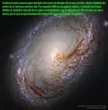 M96_ NGC 3368 galaxia espiral