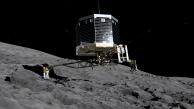 Mision Roseta. Descenso Philae en cometa 67p