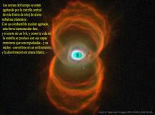 MyCn18-Nebulosa planetaria de reloj arena