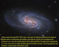 N2903 Galaxia Espiral Barrada