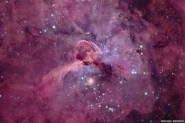 nebulosa carina---