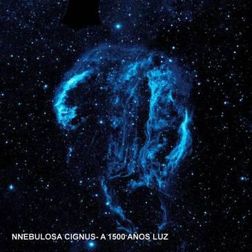 Nebulosa Cygnus Loop
