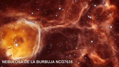 Nebulosa de la burbuja N44F