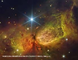 Nebulosa Sharples S-106