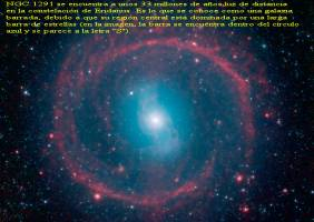 NGC 1291 GALAXIA DE LA RUEDA