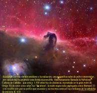 NGC 2023-IC434 Nebulosa Cabeza de Caballo