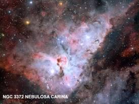 NGC 3372 GREAT CARINA NEBULOSA