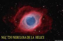 NGC 7293 NEBULOSA DE LA HELICE