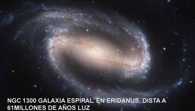 ngc1300 Galaxia Espiral