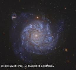 NGC1309 Galaxia Espiral