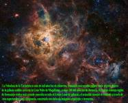 NGC2070-2 NEBULOSA TARANTULA
