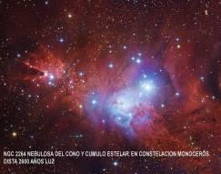 NGC2264 NEBULA DEL CONO