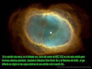 ngc3132 nebulosa ocho burst