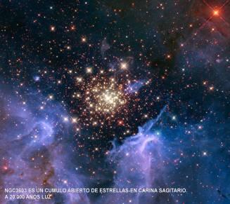NGC3603 Carina