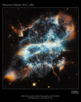 NGC5189 Nebulosa Planetaria