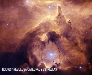 ngc6357_Masiva Estrella