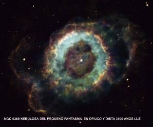 Ngc6369 Nebula