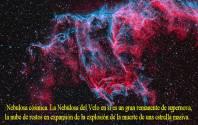 NGC6995 NEBULOSA DEL VELO-ESTE