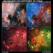NGC7000 NEBULOSA NORTEAMERICA--