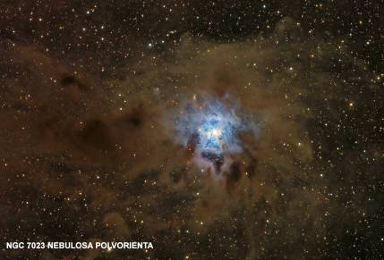 NGC7023_ruiz900 polvoriente nebulosa