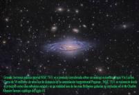 NGC7331 Galaxia Espiral Grande