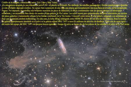 NGC7497_GALAXIA Y ESTRELLAS