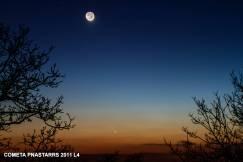 PanSTARRS Cometa c-2011 L4